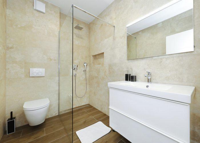 bathroom villa pasman