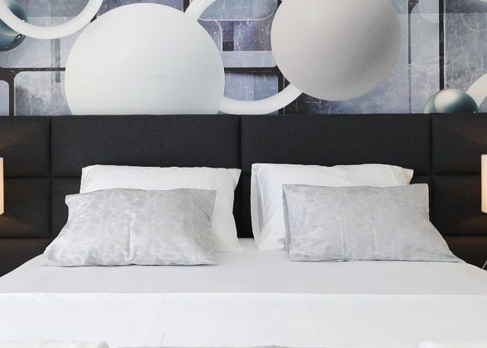 double bed villa pasman